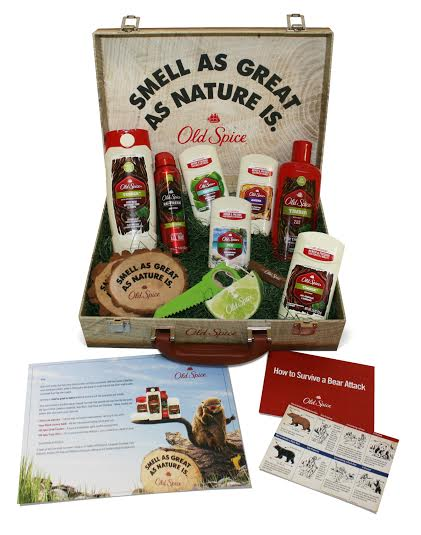 New Old Spice Fresher Collection Has All-Star Scents