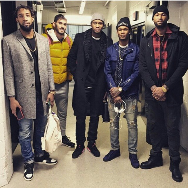 Sacramento-kings-players-rudy-gay-demarcus-cousins-instagram
