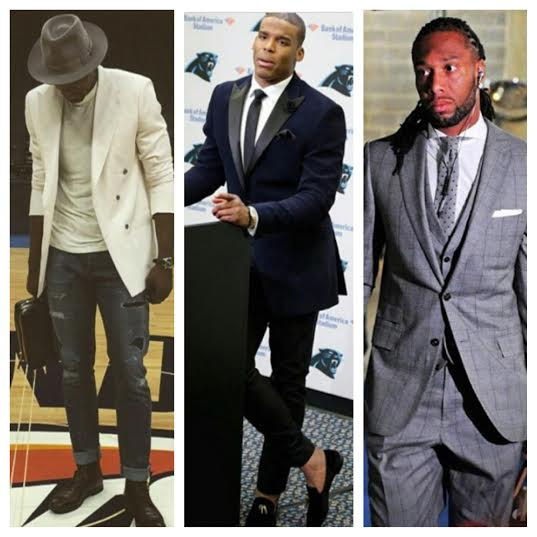 STYLE: Serge Ibaka, Cam Newton, Larry Fitzgerald, And More