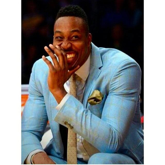 Dwight Howard Leaves Adidas for Chinese Up and Comer Peak