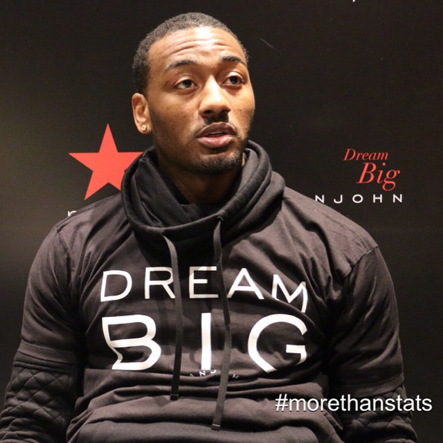 "Interview: NBA John Wall Talks Sean John ""Dream Big"" Collab, Russell Westbrook Being Most Stylish Athlete, And More"