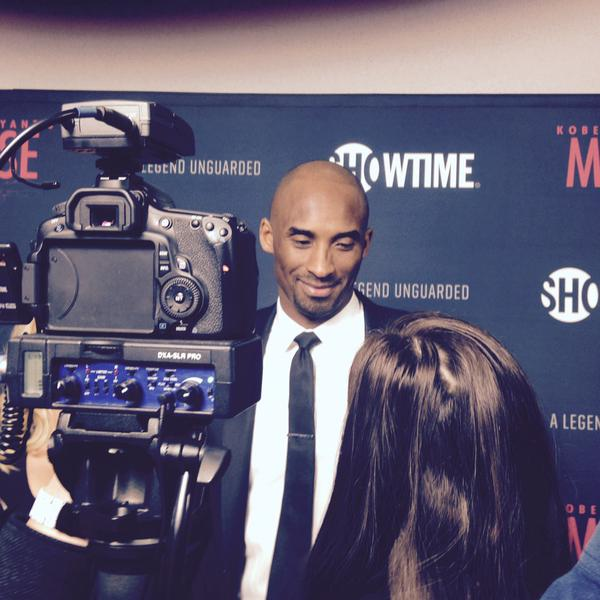 Kobe Bryant's 'MUSE' Documentary Premieres On Showtime Tonight