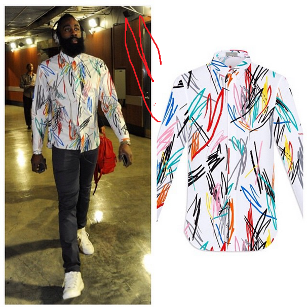 James-harden-print-all-over-shirt-with-scribble