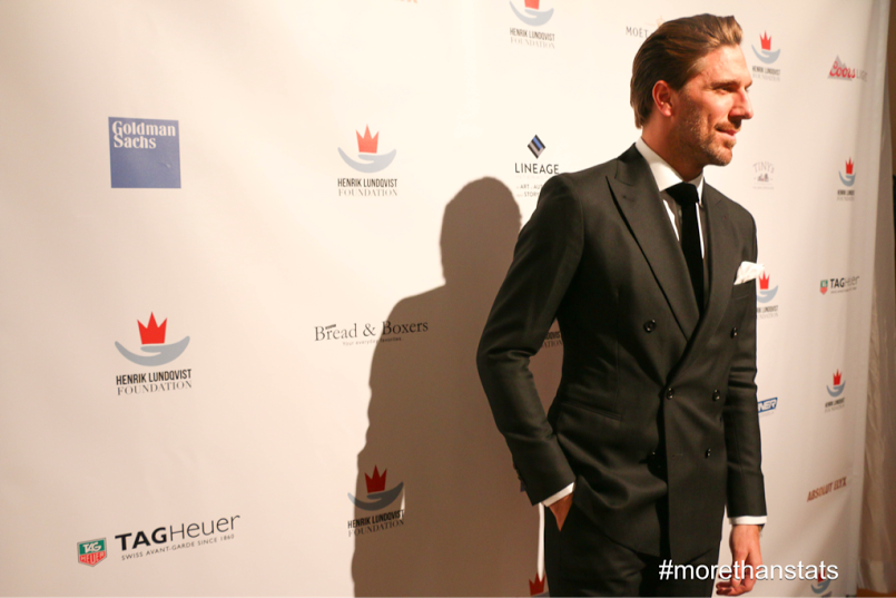 STYLE: NHL Henrik Lundqvist Debuts Exclusive Goalie Mask Collection