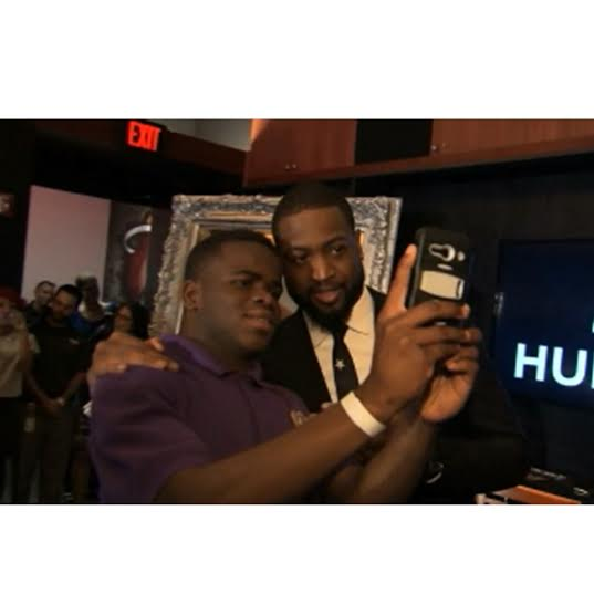 VIDEO: NBA Dwyane Wade Supplies Hublot Watches And Custom Suits To 15 Foster Kids.