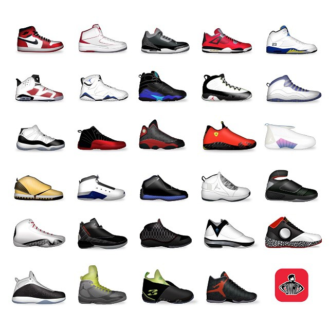 Foot Locker Launches Shoemojis For New Mobile App