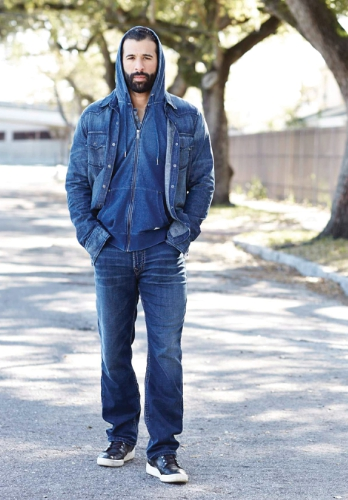 STYLE: MLB Jose Bautista Designs Denim Collection With Silver Jeans Co.