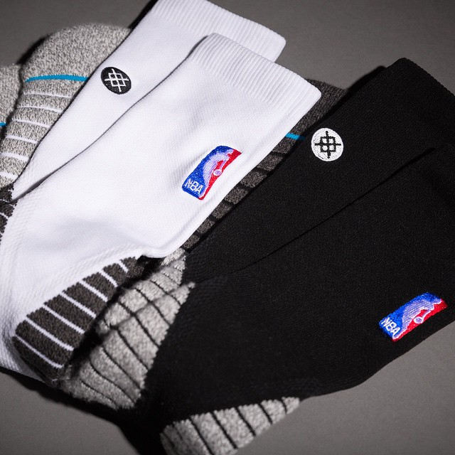Stance Is Now The Official Sock Of The NBA