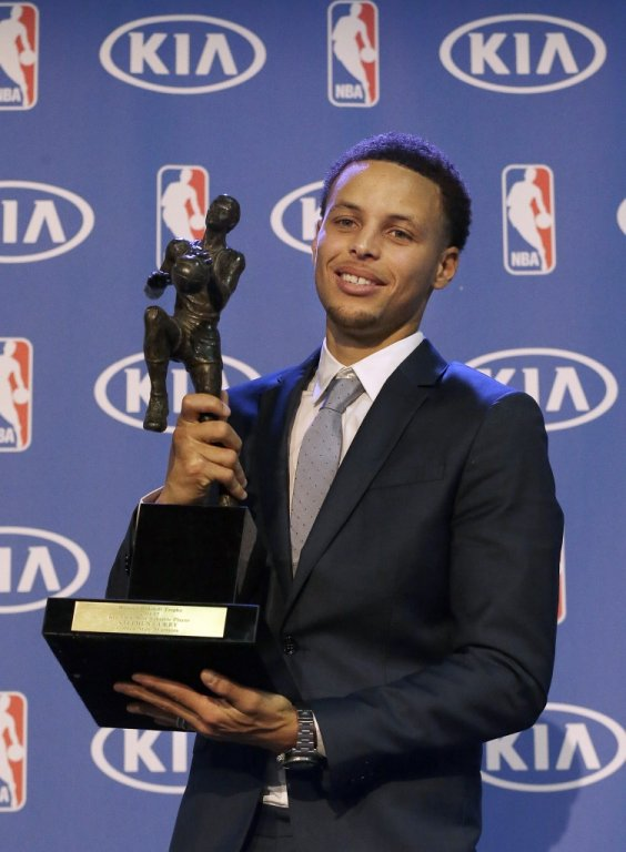 STYLE: Steph Curry Named 2015 NBA MVP