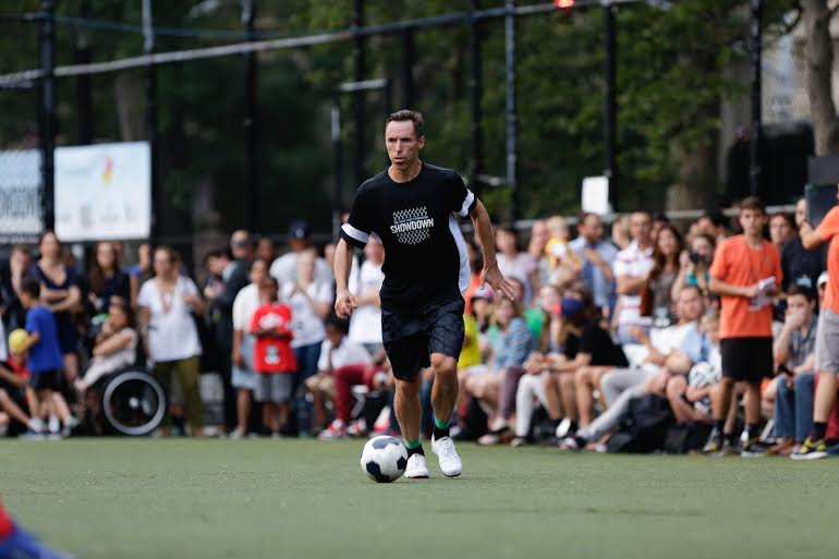 NBA Steve Nash Set To Host Annual Charity Soccer Event In NYC