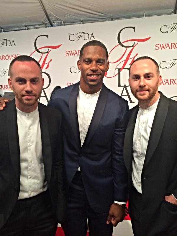 Victor-Cruz-CFDA_2015-Ovadia-and-sons