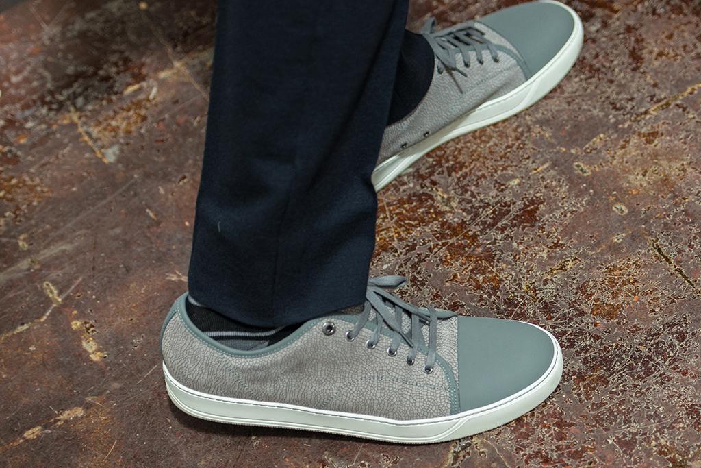 Lanvin Sneakers.