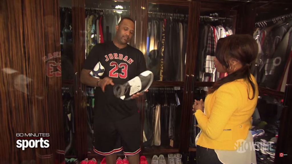 VIDEO: Yankees C.C. Sabathia's Amazing Sneaker Collection