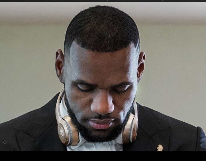 VIDEO: Lebron James Shows He's A 'Classic Man' In New Beats By Dre Spot