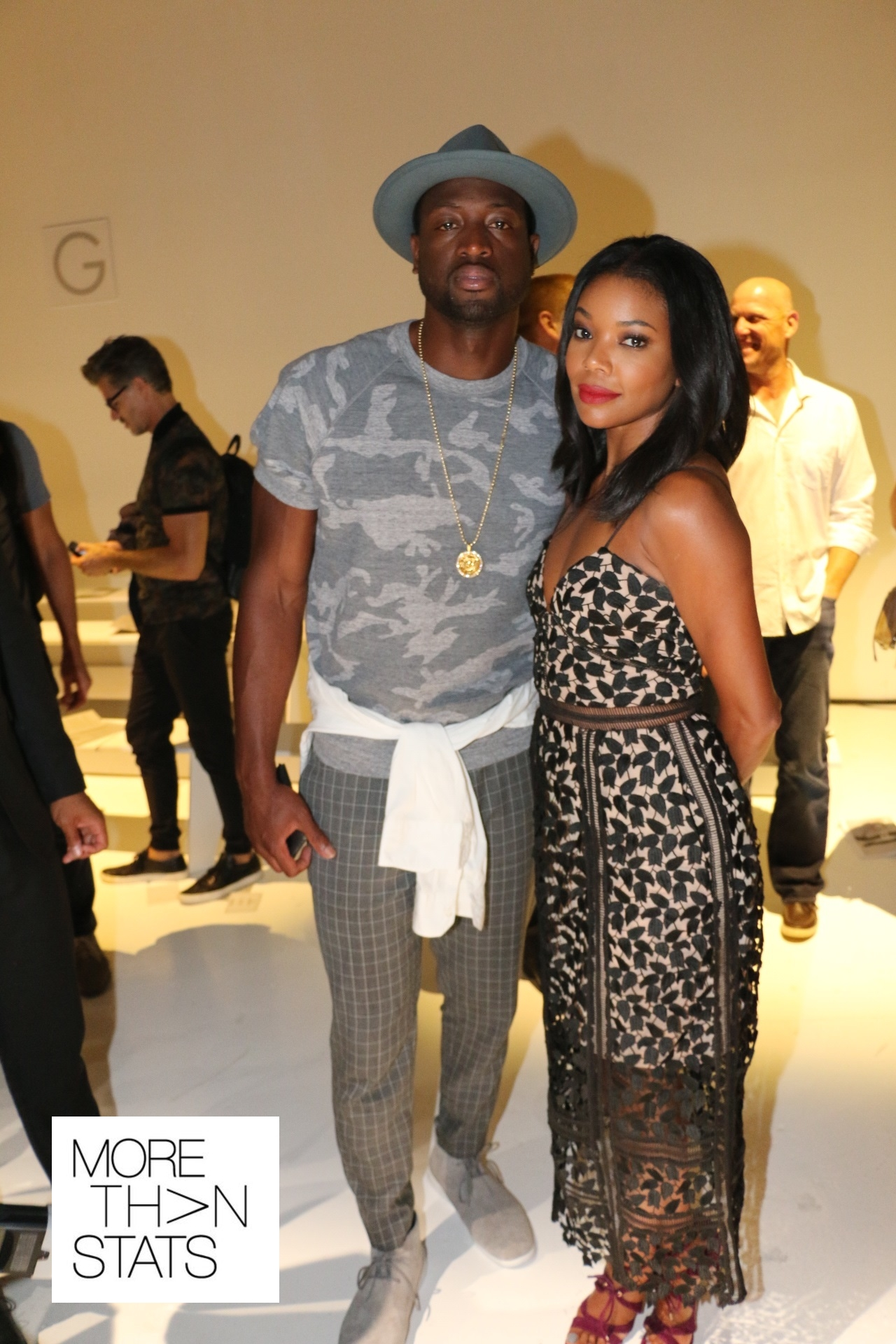 Dwyane-Wade-gabrielle-union-mens-fashion-week-2015