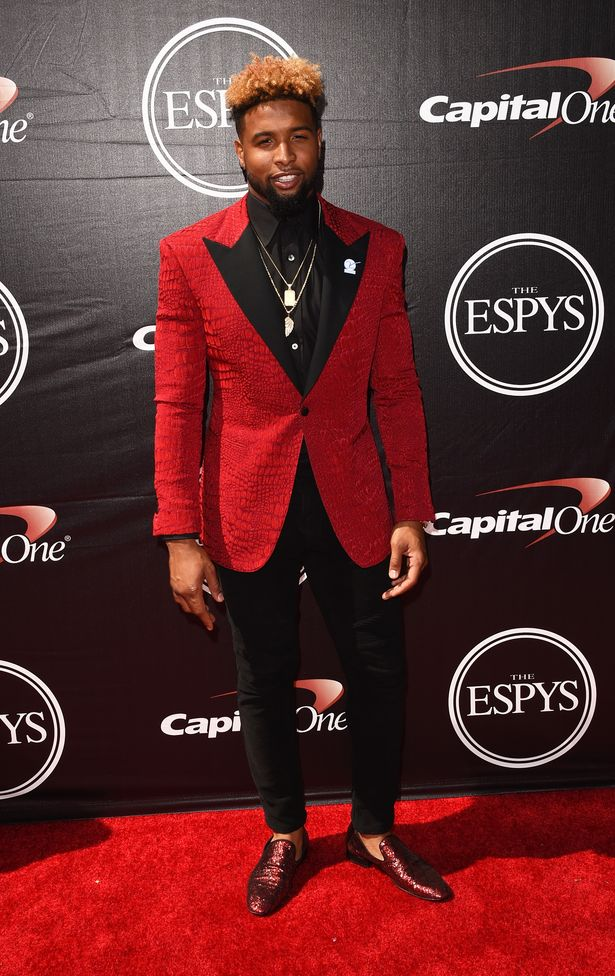 Style 2015 Espys Worst Dressed Athletes