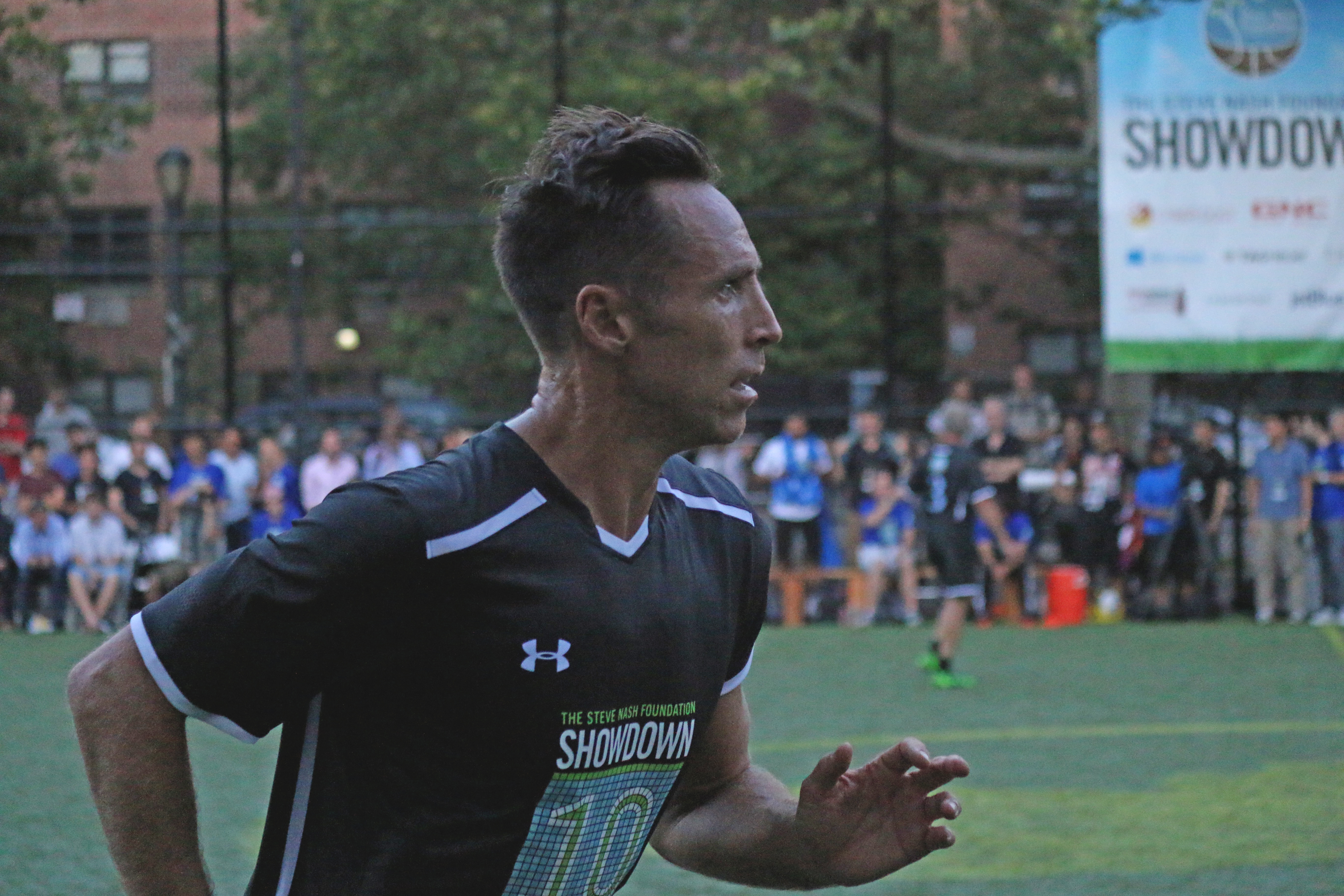 NBA Steve Nash Foundation 2015 Annual Charity Soccer Showdown