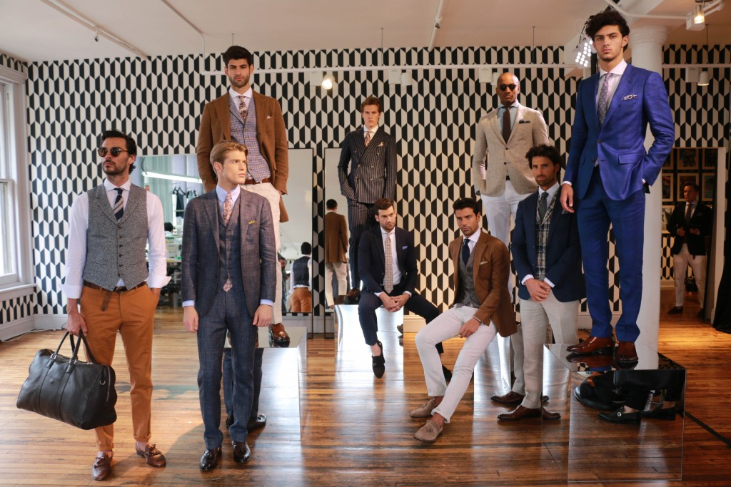 Our 5 Favorite Collections At First-Ever Men's Fashion Week New York