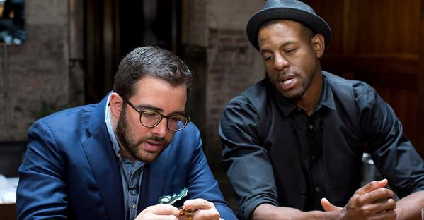 STYLE: NBA Champ Andre Iguodala Talks About His Watch Collection