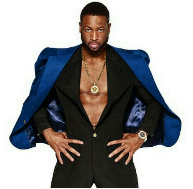 Fans React To Dwyane Wade's Outfit For Esquire Magazine Feature