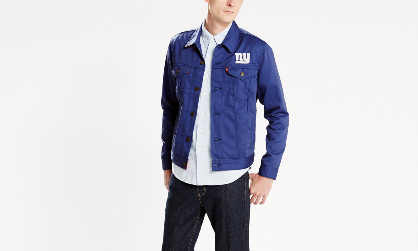 Levi's And NFL Collaborate On Apparel Collection
