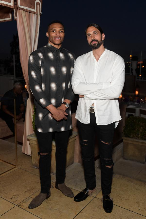Russell-Westbrook-Byredo Westbrook Eau de Parfum-photo-1