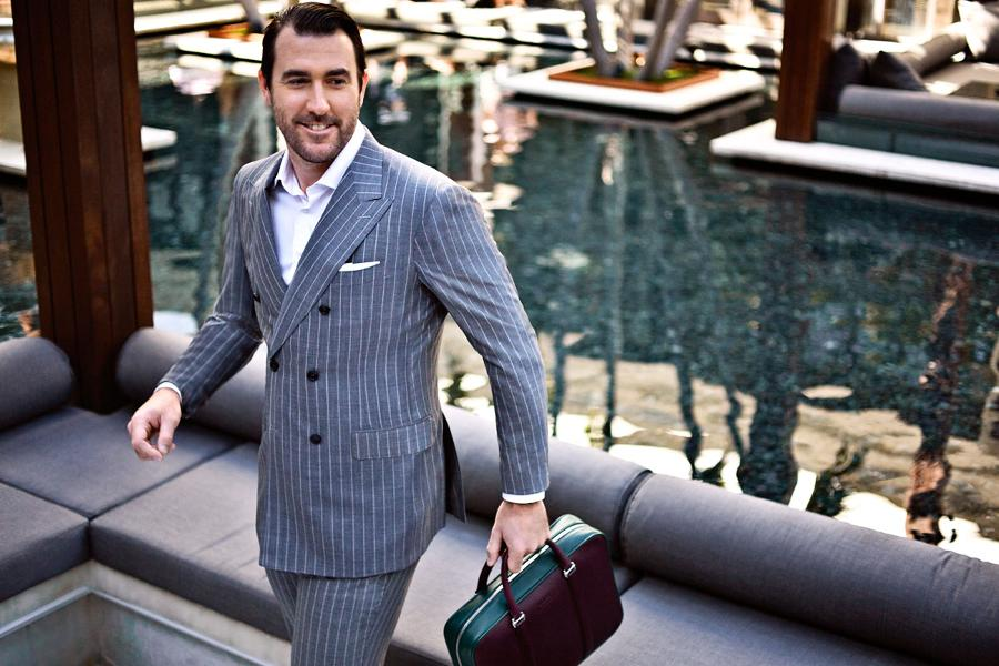 STYLE: MLB Justin Verlander Talks Fashion, Life, And Baseball With Forbes Life