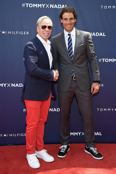 Tommy Hilfiger And Rafael Nadal Launch Global Brand Ambassadorship