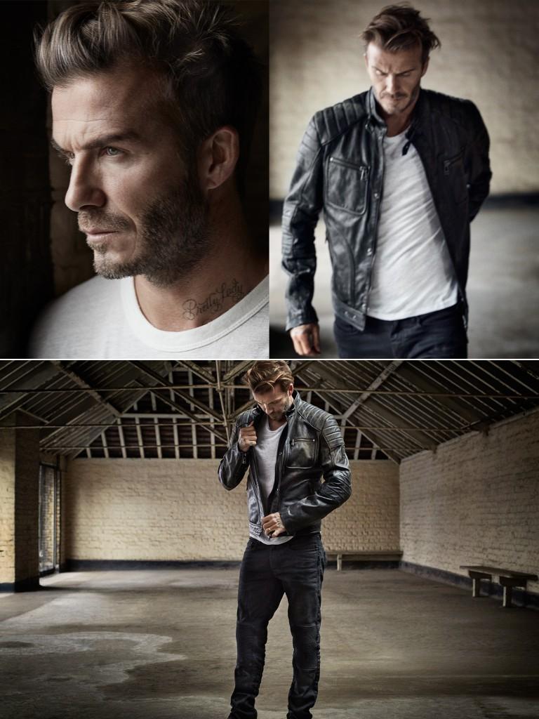 David Beckham For MR PORTER.COM