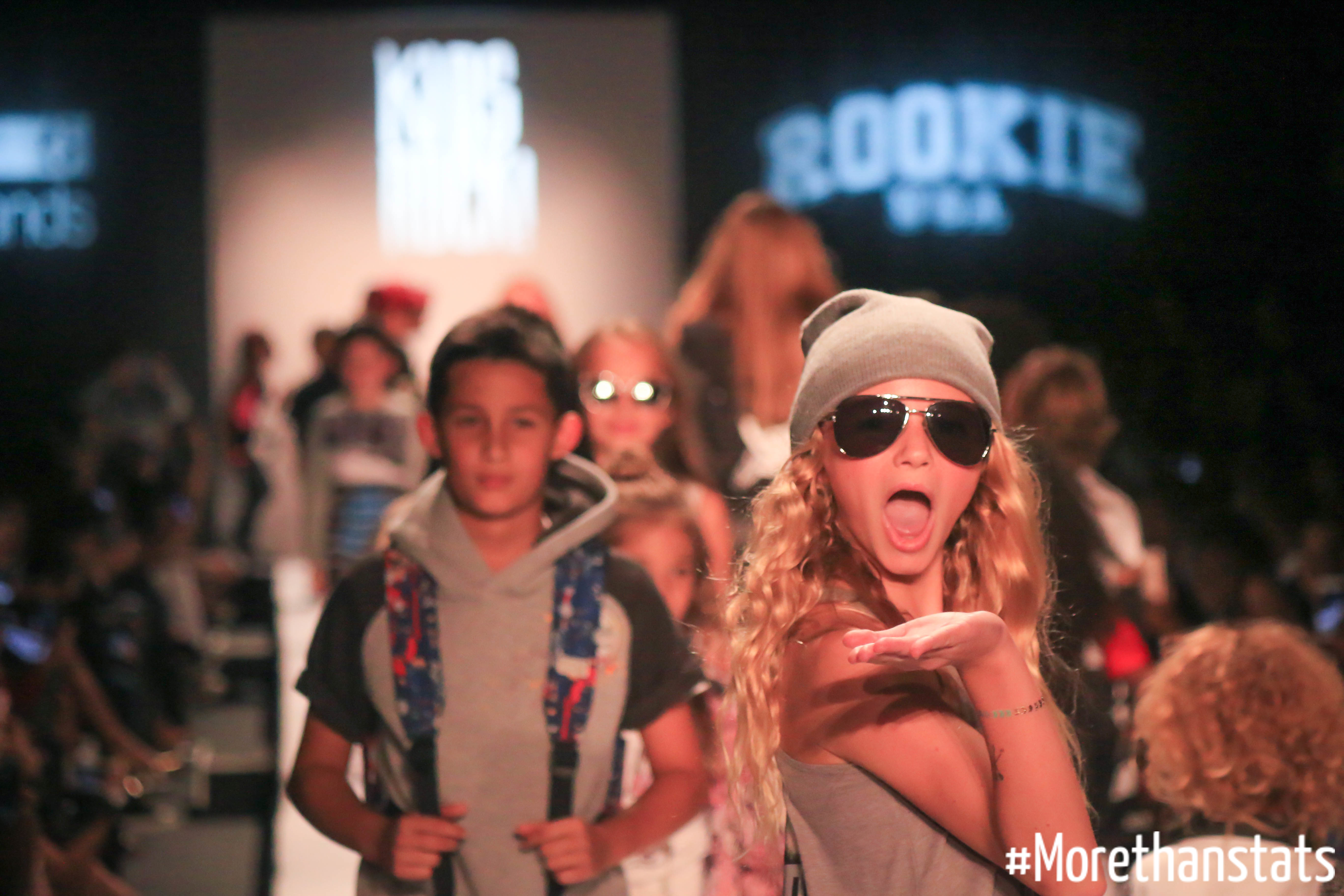Kids Rock! Fashion Show Turns The NYFW Runway Into an Awesome Playground