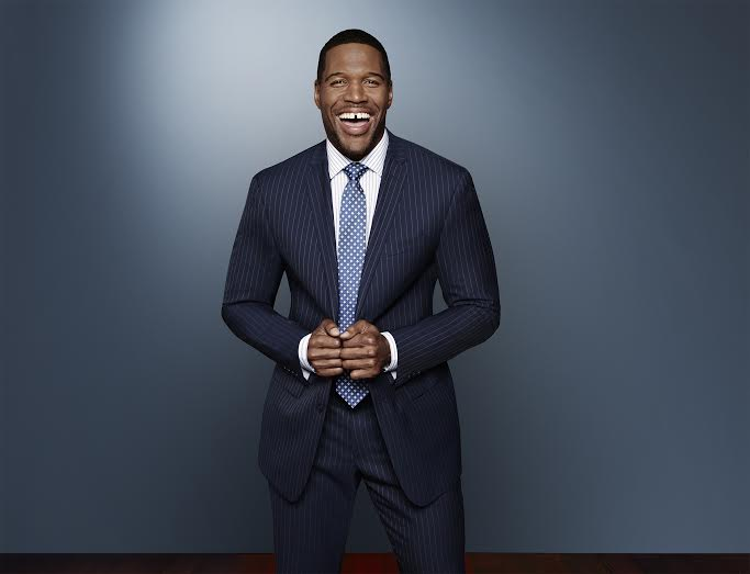 Michael Strahan Teams With JCPenney On New Menswear Collection