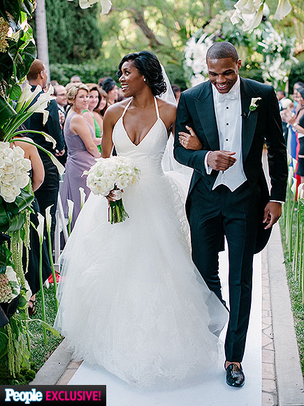 Russell Westbrook Gets Married In Tom Ford Suit
