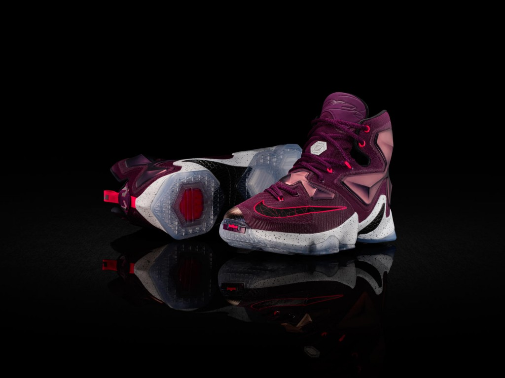 LeBron James Hypes Latest Sneaker, Global Launch