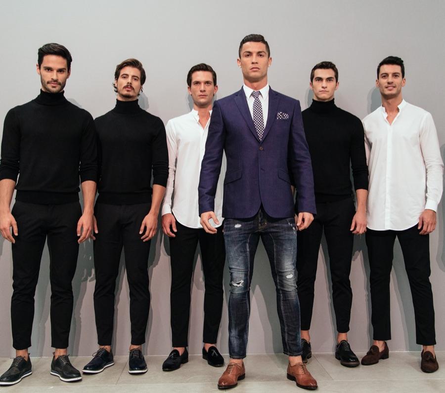 Cristiano Ronaldo Strikes Big With New Fall/Winter CR7 Footwear Line