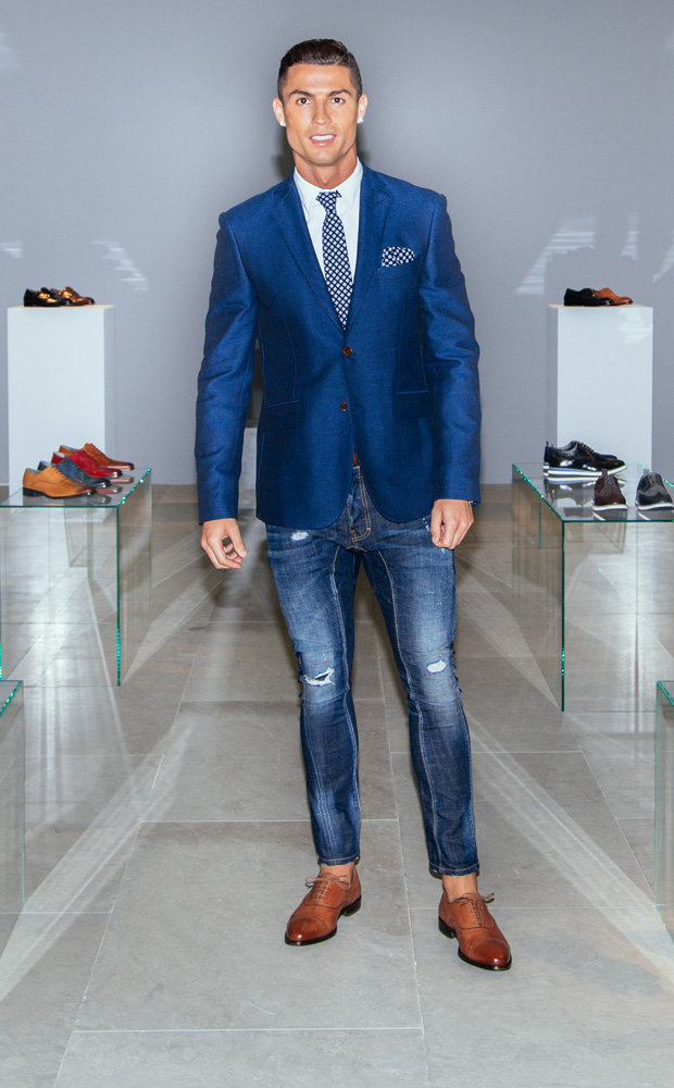 Cristiano Ronaldo Strikes Big With New Fall Winter Cr7 Footwear Line More Than Stats Sports