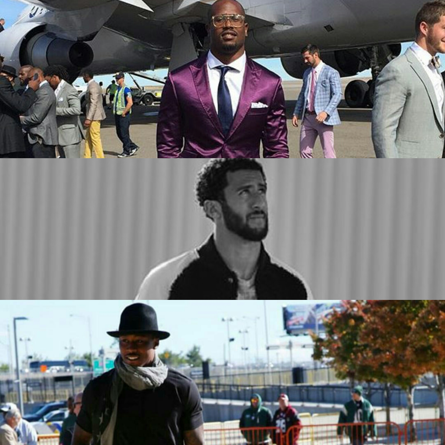 STYLE: Brandon Marshall, Von Miller, Drew Brees & More