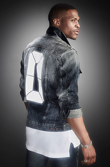 NBA Russell Westbrook's True Religion Holiday 2015 Collection Is Available Now