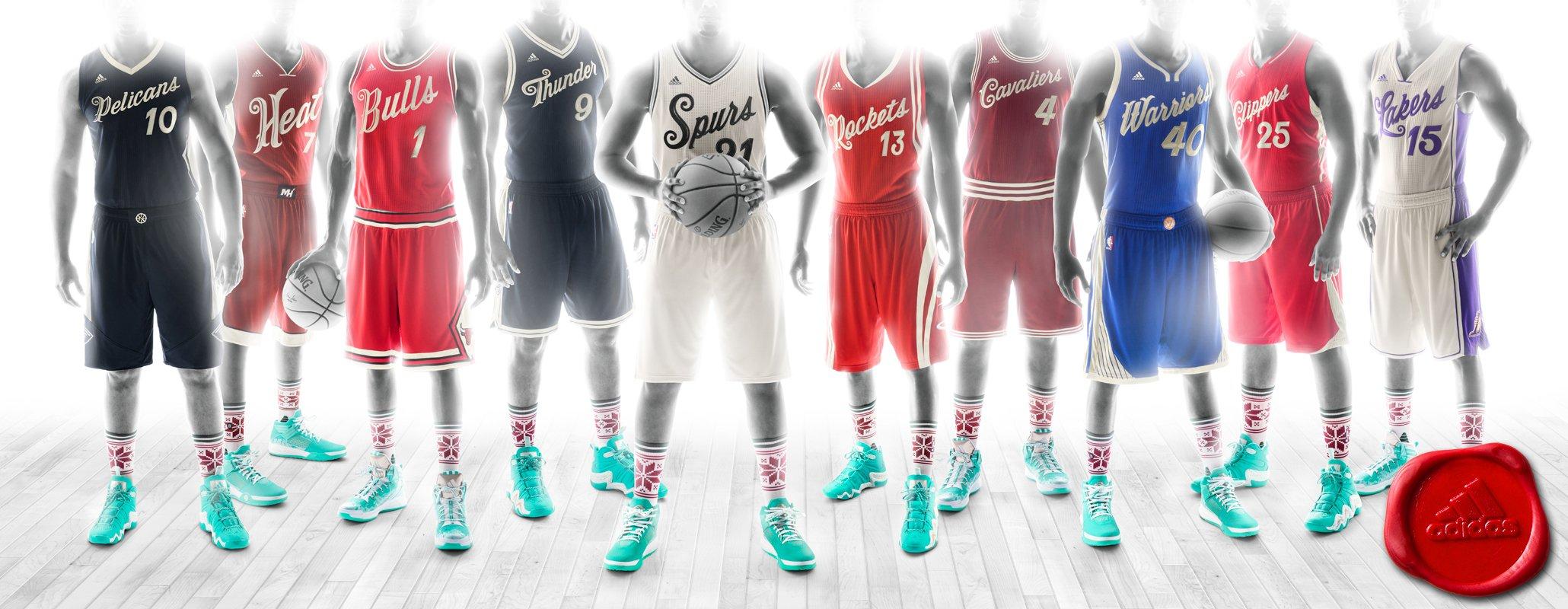 Nike lebron 11 christmas socks