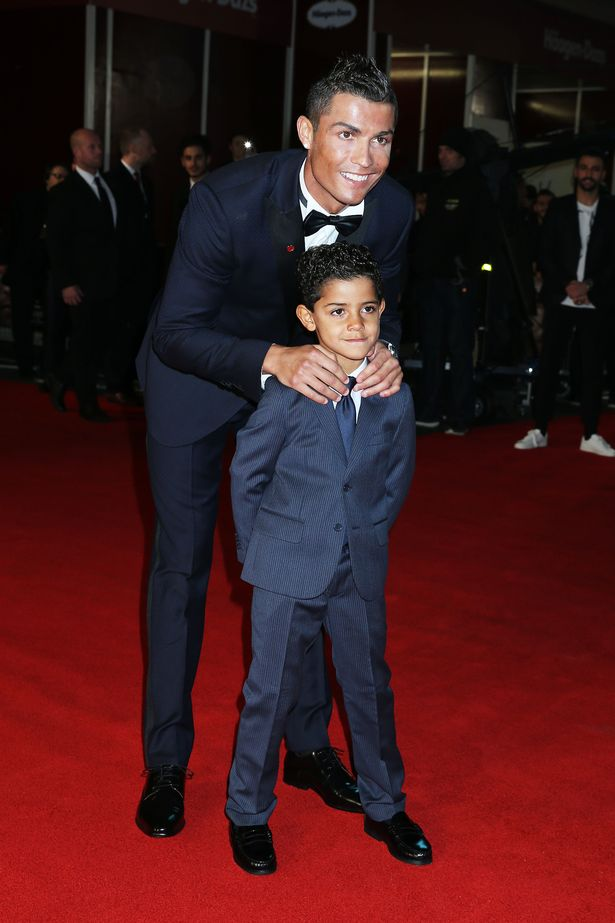 Cristiano Ronaldo Premieres Documentary With Red Carpet Event