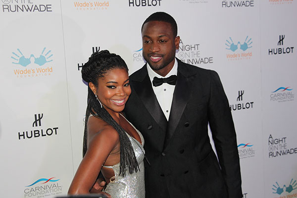 "Dwyane Wade Hosts Annual ""A Night On The Runwade"" Event"