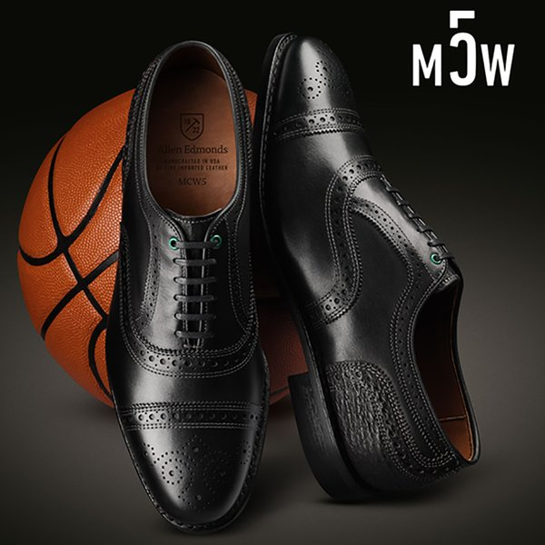 NBA Michael Carter-Williams Collabs with Allen Edmonds On Limited Edition Dress Shoes