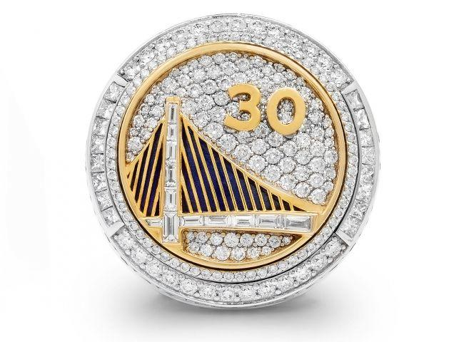 How The 2015 Golden State Warriors Championship Rings Were Designed