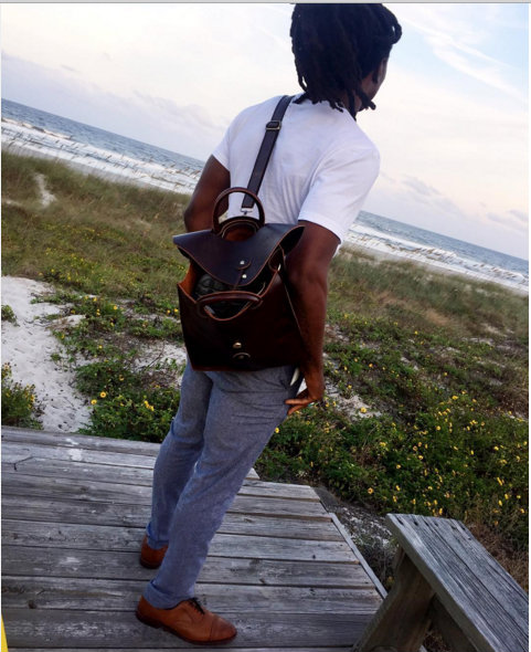 STYLE: NFL DeAndre Hopkins' Instagram DapperTime Bag and Allen Edmonds Oxfords