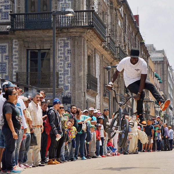 INTERVIEW: Pro BMX'er Nigel Sylvester Talks Fashion, Video Series, And More