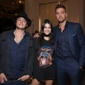 BEVERLY HILLS, CA - OCTOBER 30:  (L-R) Matthew Chevallard, Kendall Jenner and Chandler Parsons attend a Del Toro Chandler Parsons Event at Saks Fifth Avenue Beverly Hills on October 30, 2015 in Beverly Hills, California.  (Photo by Todd Williamson/Getty Images for Saks Fifth Ave / Del Toro)