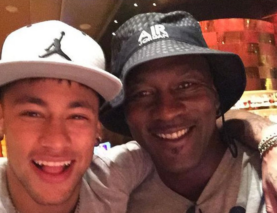 Air Jordan Teams With Neymar To Design First-Ever Jordan Soccer Shoe