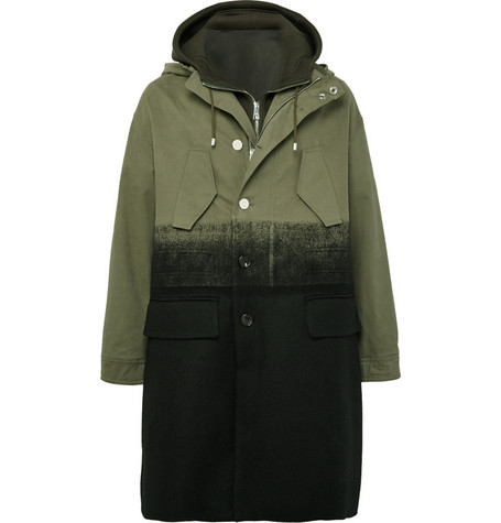 neil-barrett-Dégradé-cotton-twill-parka-1
