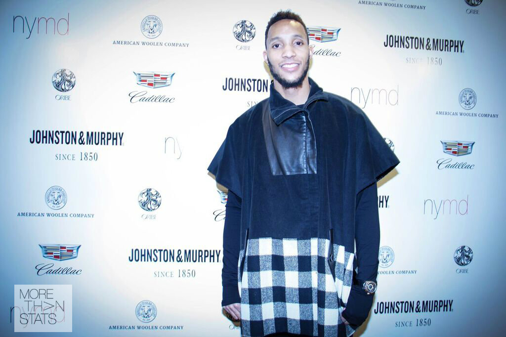 NBA Evan Turner Attends New York Fashion Week: Men's Day