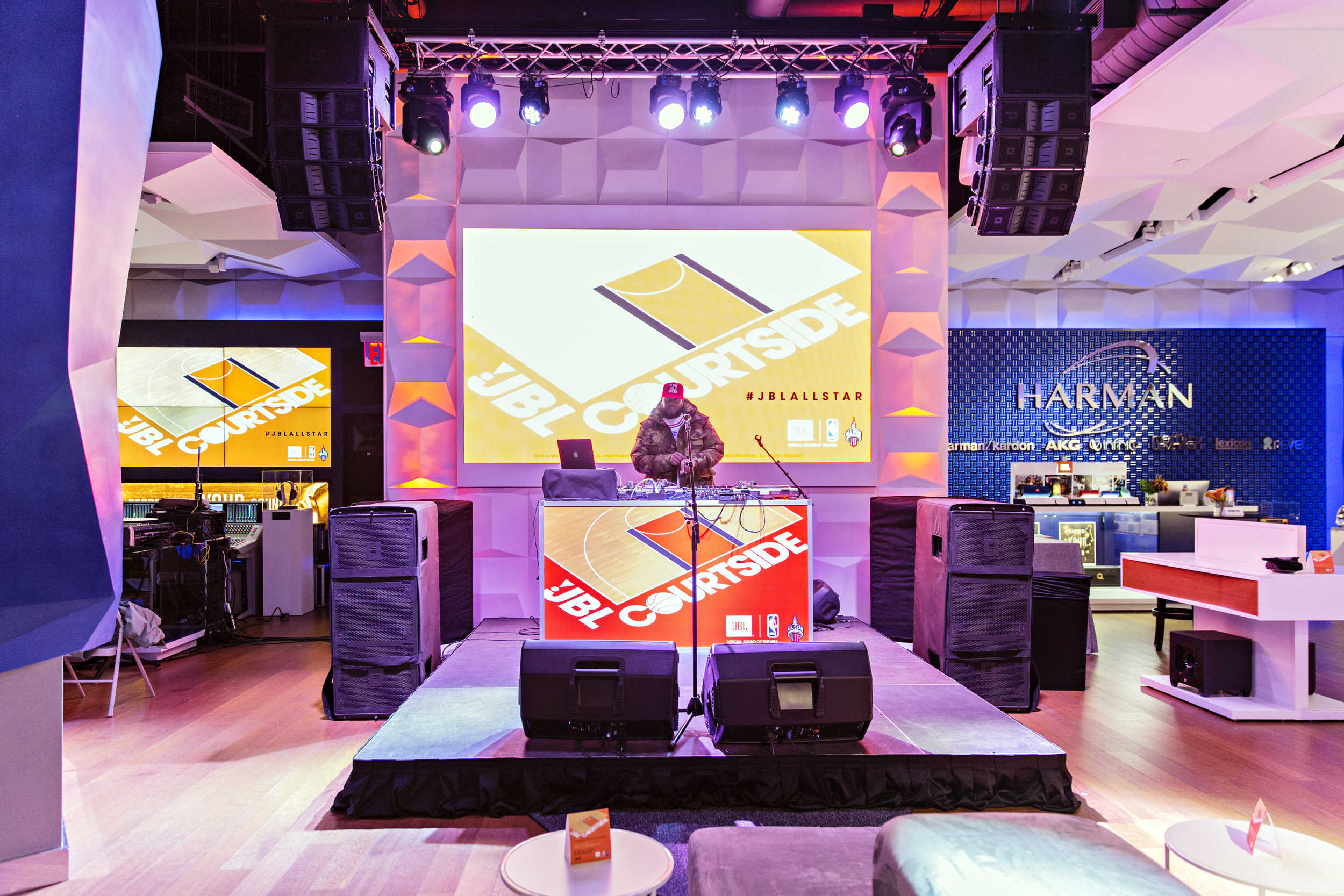 JBL Hosts NBA All-Star 2016 Experience Event in NYC