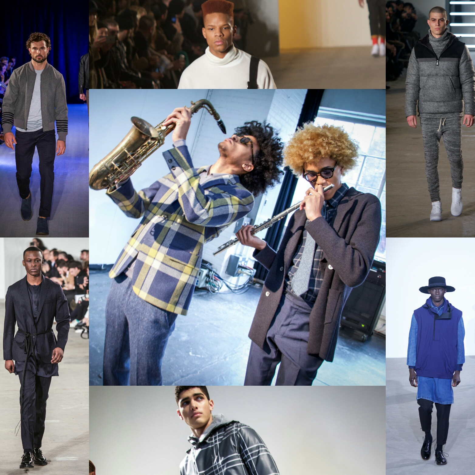 7 Winning New York Fashion Week: Men's FW'16 Collections